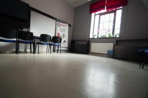 szkolenia otwarte i zamknięte ul. Wojskowa, Poznań, City Park, sala szkoleniowa